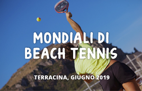 Beach Tennis Mondiali Terracina
